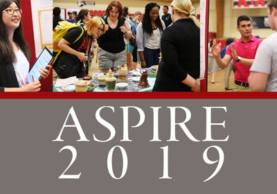 Photos of BC students participating in ASPIRE 2018 Photos of BC students participating in ASPIRE 2018