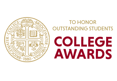 College Awards - to honor outstanding students